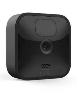 Blink Outdoor – wireless, weather-resistant HD security camera, two-year battery life, motion detection, set up in minutes – 1 camera kit